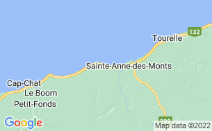 Map of Camping Du Rivage
