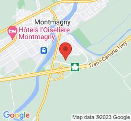 Google Map of 500+Avenue+St-David%2CMontmagny%2CQuebec+G5V+4P9