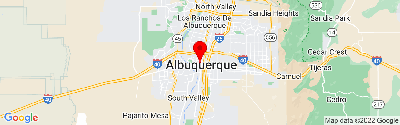 Google Map of The Detailing Syndicate Albuquerque New Mexico,500 Marquette Ave NW Suite 1200,Albuquerque,NM 87102,USA,35.088052222222,-106.652795