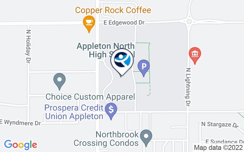 LSS - Lutheran Social Services - Appleton North High School Location and Directions