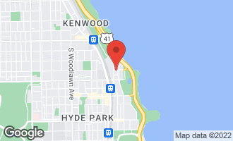 Map of 5000 South East End Avenue 2C CHICAGO, IL 60615