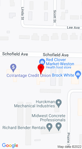 Google Map of Total Rental Center 5009 Schofield Ave, Schofield, WI, 54476