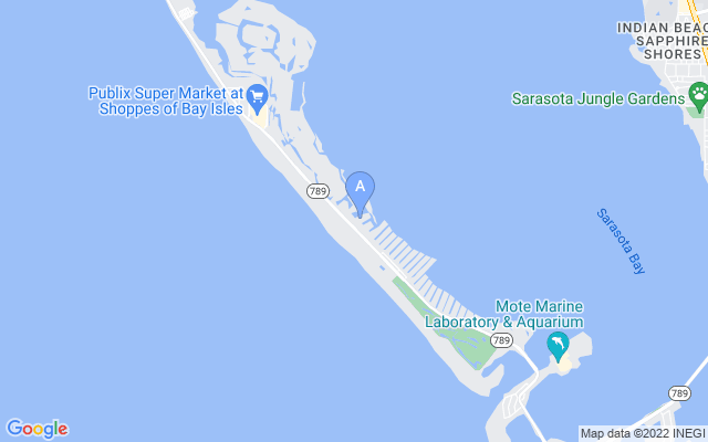 501 Harbor Point Rd Longboat Key Florida 34228 locatior map