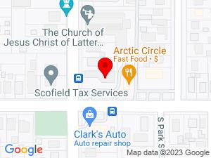 Google Map of Community Development Corporation of Utah