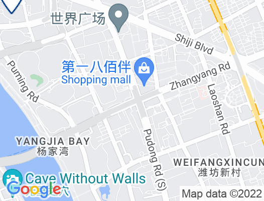 Google Map of 501 Yincheng Middle Road, Unit No. 13-129, Lujiazui Pudong, Shanghai, 31, 200120 People's Republic of China