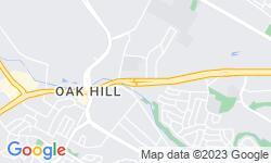 Google Map of 5017 W Highway 290, Austin, TX 78735