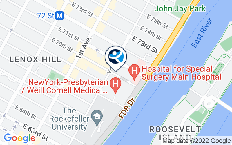 Vincent P. Dole Treatment and Research Institute for Opiate Dependency Location and Directions