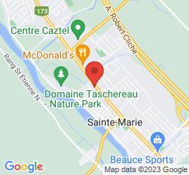 Google Map of 503+BOUL.+VACHON+NORD%2CSainte-Marie%2CQuebec+G6E+1L8