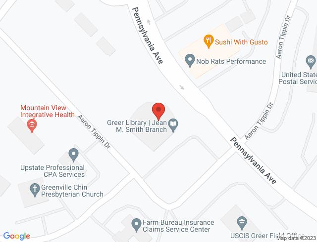 505 Pennsylvania Avenue, Greer, SC 29650