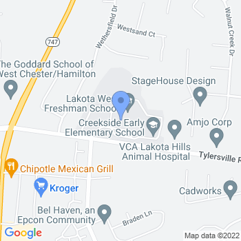5050 Tylersville Rd, West Chester Township, OH 45069, USA