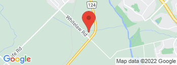 Google Map of 5055+Whitelaw+Rd%2CGuelph%2COntario+N1H+6J4