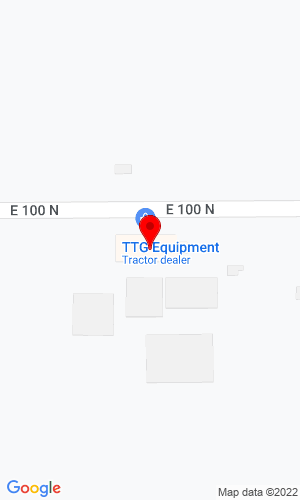 Google Map of Troxel Equipment Company 5068 E. 100 N., Bluffton, IN, 46714