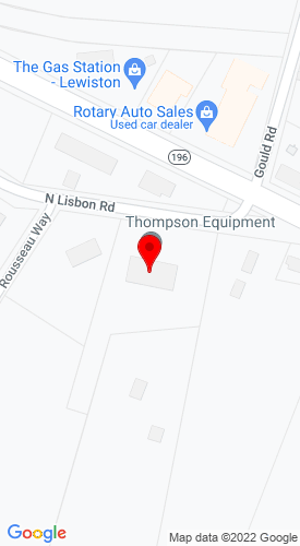 Google Map of Thompson Rolec Enterprises LLC 51 North Lisbon Road, Lewiston, ME, 04241