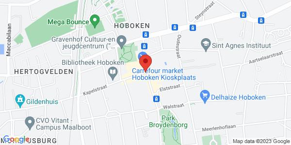 hoboken centrum