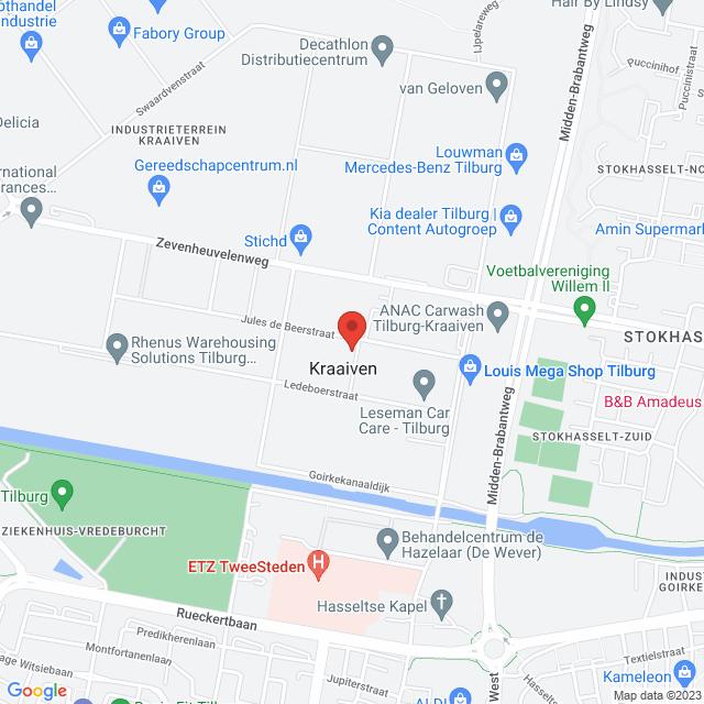 Jules de Beerstraat 14 & Bruijellestraat 1
