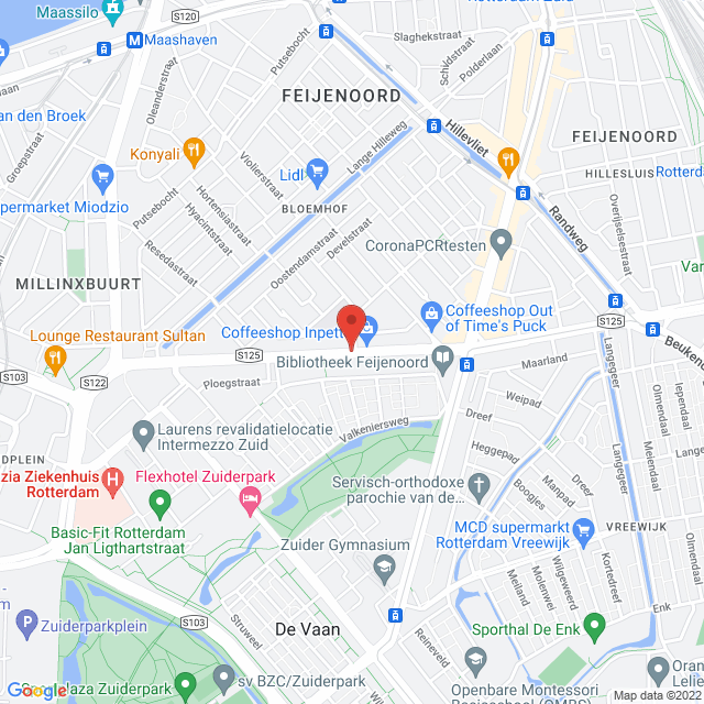 Strevelsweg 49 A, 51 A, 49 B01 en 51 B01
