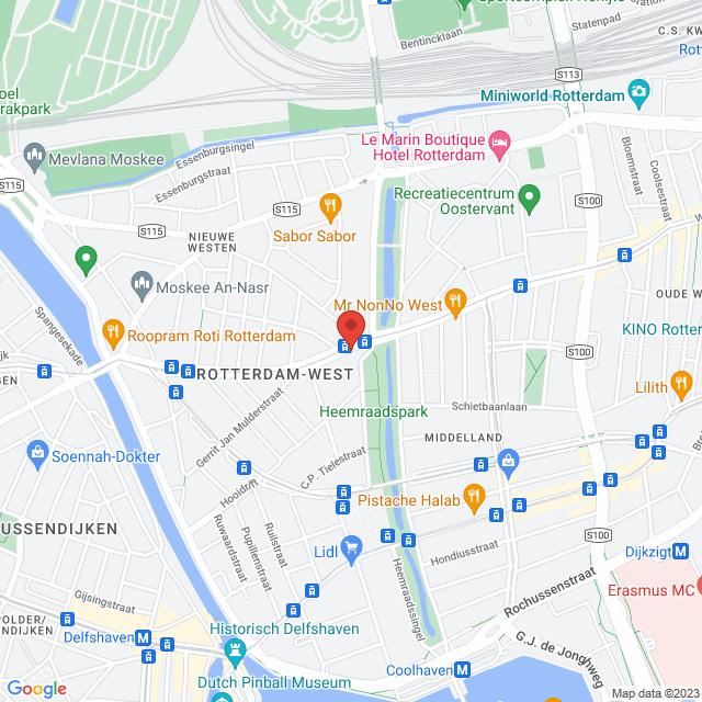 Vierambachtsstraat 8a en 8b