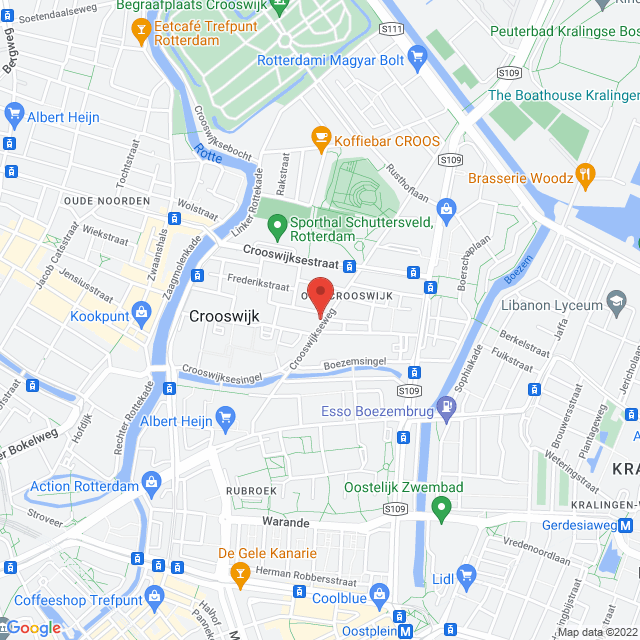 Crooswijkseweg 87B, 87A-1 & 87A-2