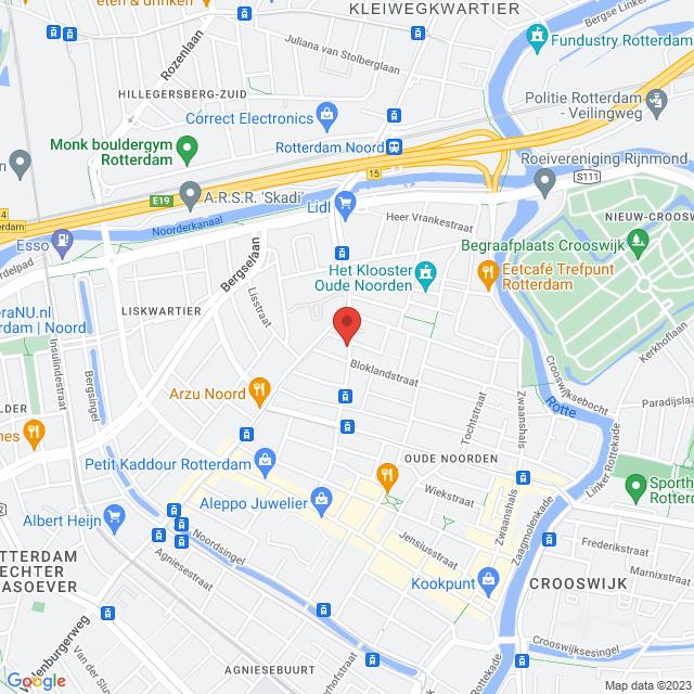 Benthuizerstraat 25a/b