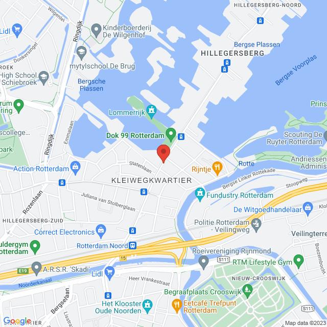 Straatweg 112 / Philips Willemstraat 1 en 3