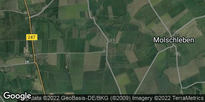 Google Map of Bufleben