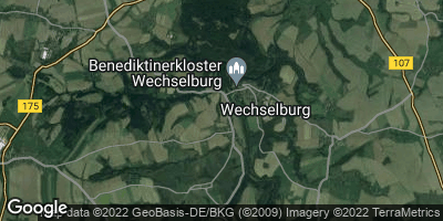 Google Map of Wechselburg