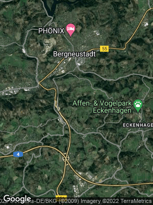 Google Map of Zimmerseifen