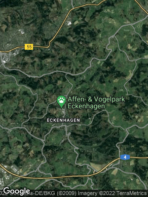 Google Map of Halsterbach
