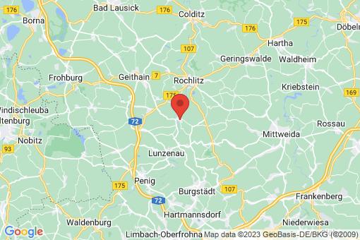 Karte Wechselburg
