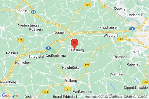 Karte Reinsberg