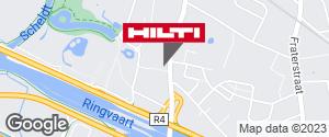 Hilti Store Gent (Merelbeke)