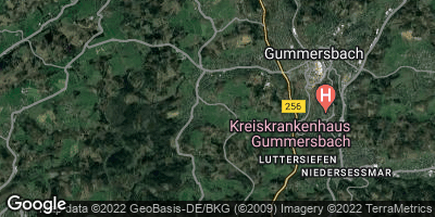 Google Map of Strombach