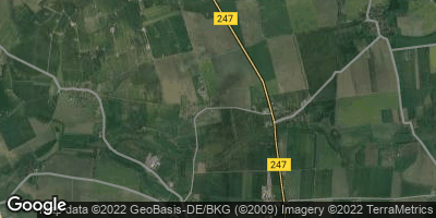 Google Map of Hochheim bei Gotha