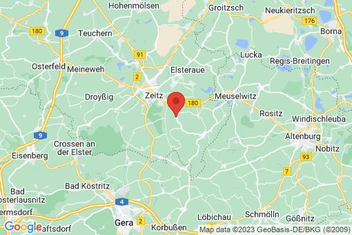 Karte Geußnitz