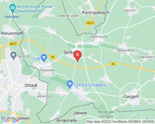 Google Karte von Rohrreinigung Selfkant