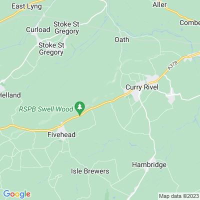 Burton Pynsent Location