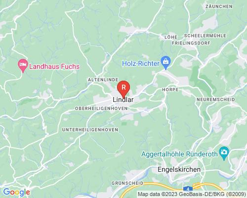 Google Karte von Rohrreinigung Lindlar