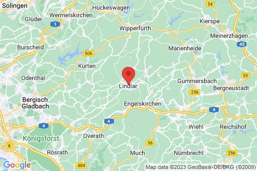 Karte Lindlar