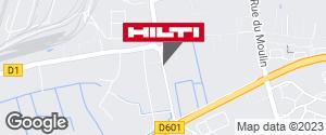 Hilti Store chez Point P - Dunkerque / St Pol sur Mer