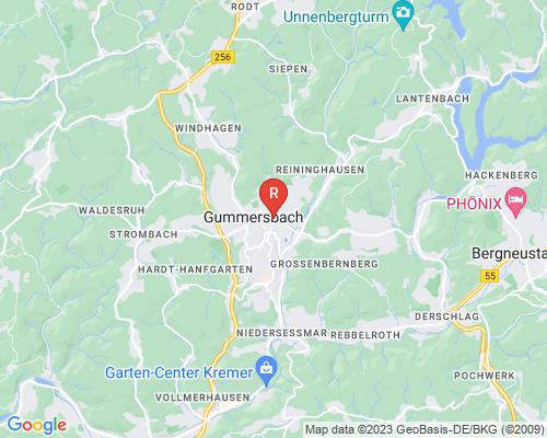 Google Karte von Rohrreinigung Gummersbach