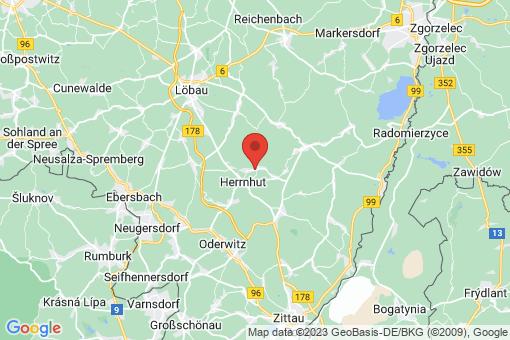 Karte Berthelsdorf