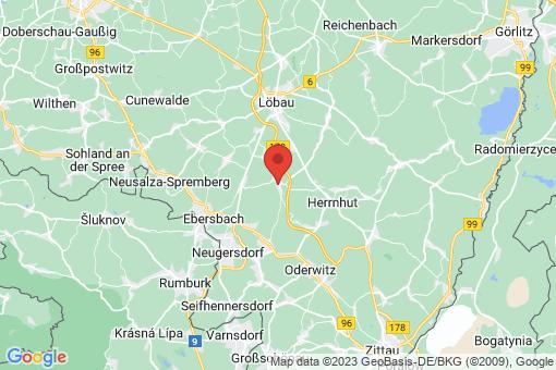 Karte Obercunnersdorf