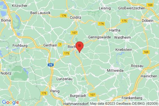 Karte Seelitz