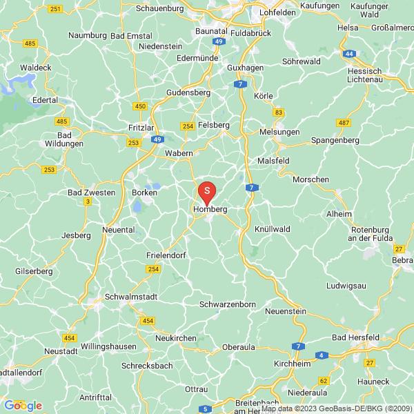 Disc Golf-Anlage Frielendorf