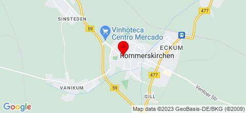 Google Map für Monteurzimmer Spitzmaul