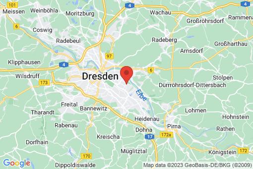 Karte Dresden Tolkewitz