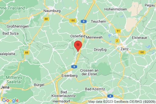 Karte Kleinhelmsdorf