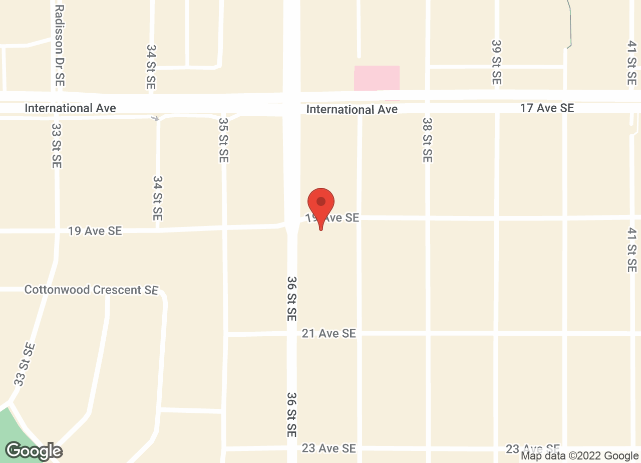 Google Map of Forest Lawn Animal Hospital