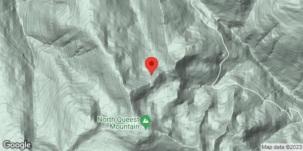 Gorge 15 km saddle