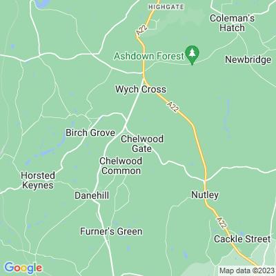 Chelwood Beacon Location